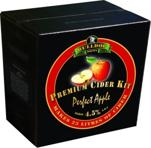 BULLDOG CIDER APPLE 3,0KG