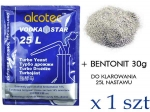 ALCOTEC VODKA STAR + BENTONIT 30g