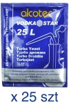 ALCOTEC VODKA STAR TURBO / 25SZT