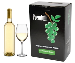 WINE-KITS PREMIUM SAUVIGNON BLANC 5300ML