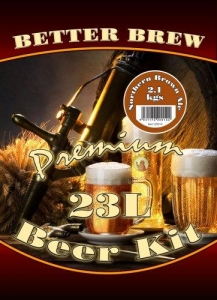 BETTER BREW PREMIUM NORTHERN BROWN ALE