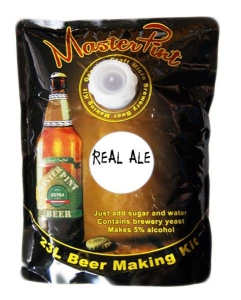 MASTER PINT REAL ALE