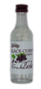 BLACK CURRANT 200ML - biała