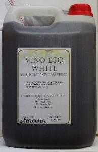 VINO EGO WHITE 5000  ML