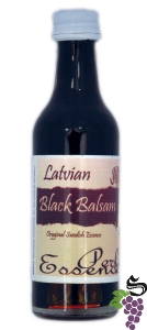 BLACK BALSAM LATVIAN 200ML
