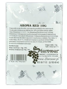 AROMA RED 10g