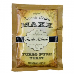 MAXX BLACK TURBO PURE / 25SZT