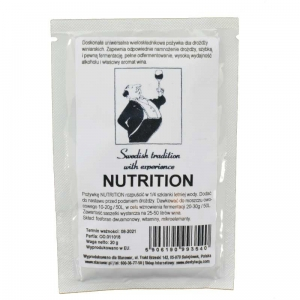 NUTRITION 20g