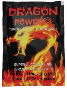 DRAGON POWER 3 TURBO / 50SZT