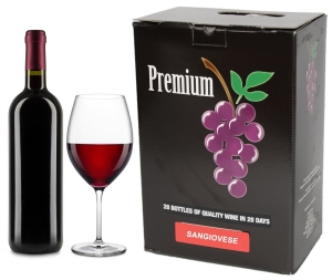 WINE-KITS PREMIUM SANGIOVESE 5300ML