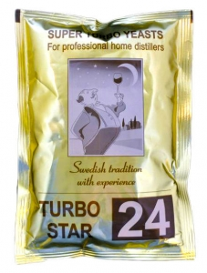 TURBO STAR 24 + BENTONIT 30G
