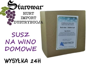 DRY-WINE KITS ITALIAN RED WINE 550 G